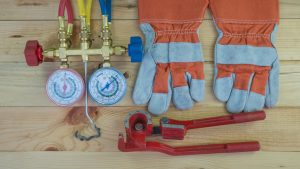 This is a picture of an hvac tools.